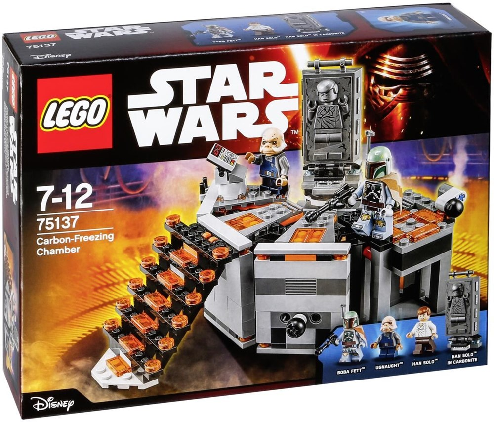 LEGO® Star Wars 75137 Carbon Freezing Chamber