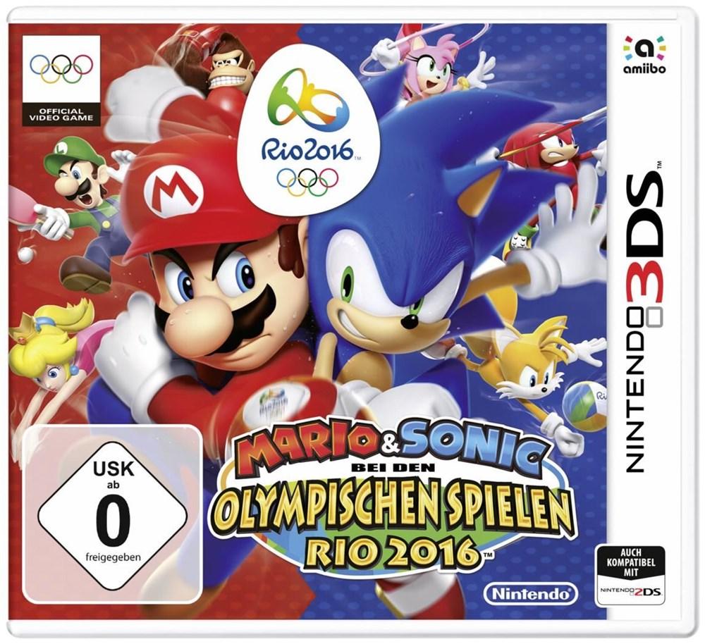 Mario & Sonic bei den Olympischen Spielen: London 2012 ...