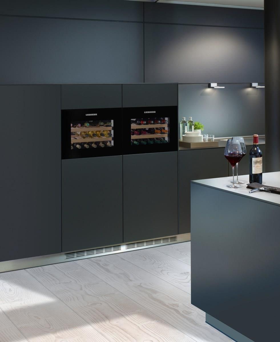 Liebherr WKEgb 582-20 Einbau-Weinklimaschrank - Wine Fridges ...