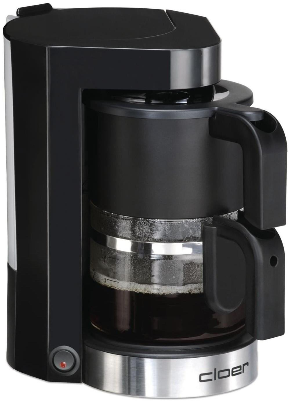 Cloer Filterkaffee-Automat 5990 - Preisvergleich