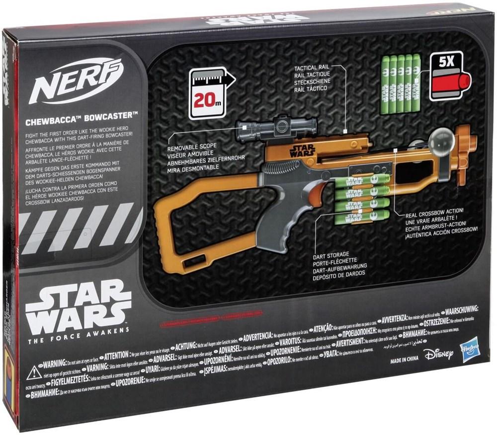 Hasbro Nerf Star Wars Episode 7 Chewbacca Bowcaster