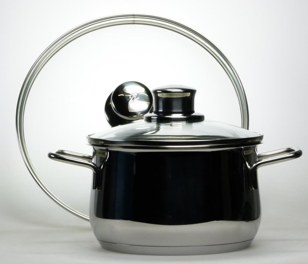wmf kochgeschirr set diadem plus 3 teilig pans cooking pots computeruniverse. Black Bedroom Furniture Sets. Home Design Ideas