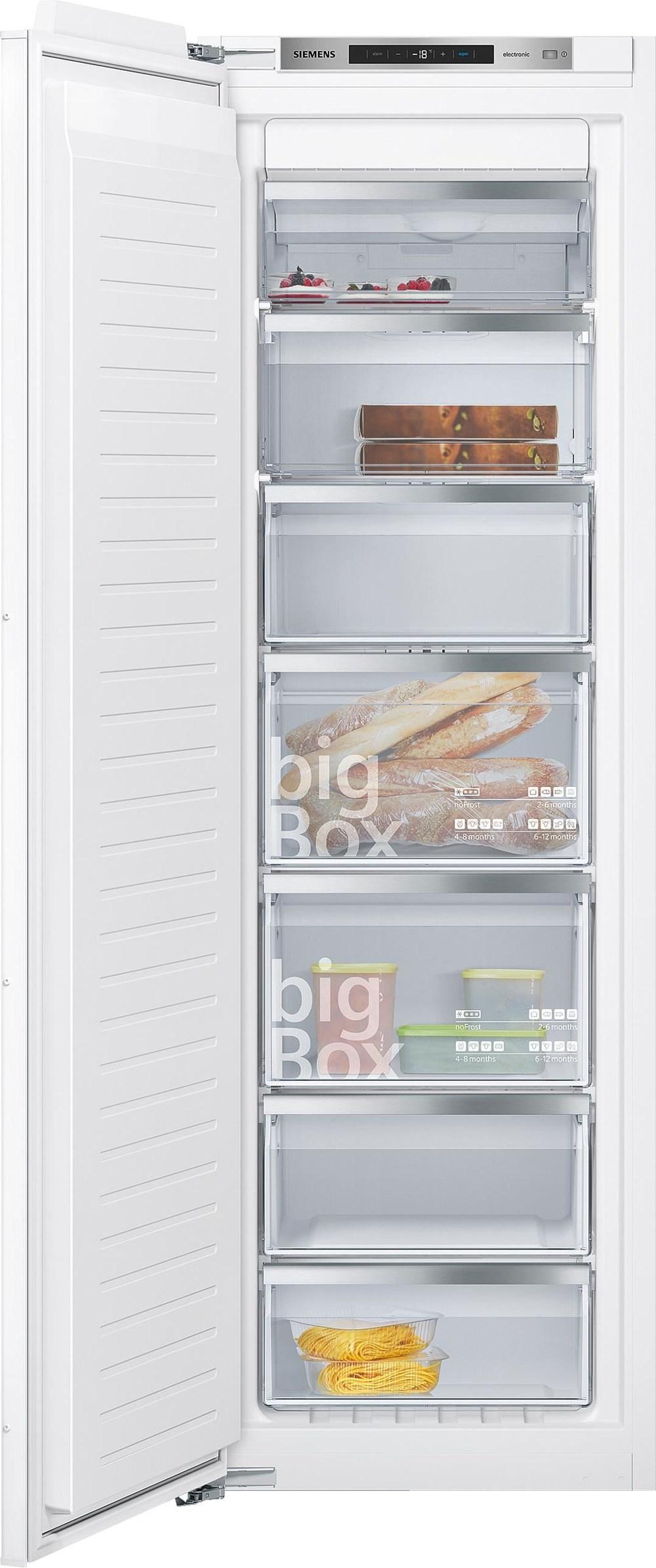 Siemens GI81NAC30 Einbau-Gefrierschrank - Built-In Freezers ...