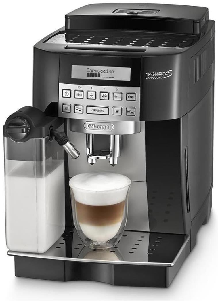 delonghi ecam magnifica s bean to cup coffee. Black Bedroom Furniture Sets. Home Design Ideas