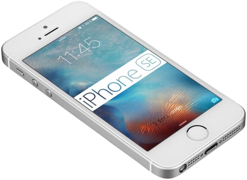 Apple Iphone Se Gb Silber