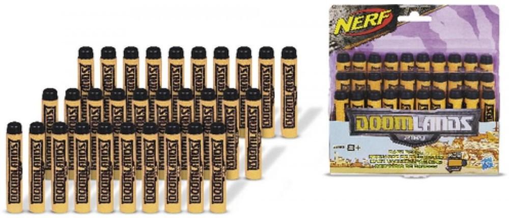 Hasbro Nerf Doomlands Deko 30er Dart Nachfüllpack