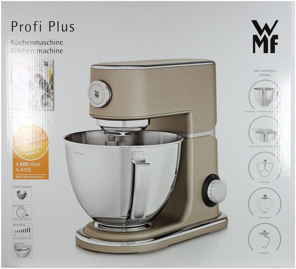 WMF Profi Plus Küchenmaschine 1000W platin bronze - Kitchen ...