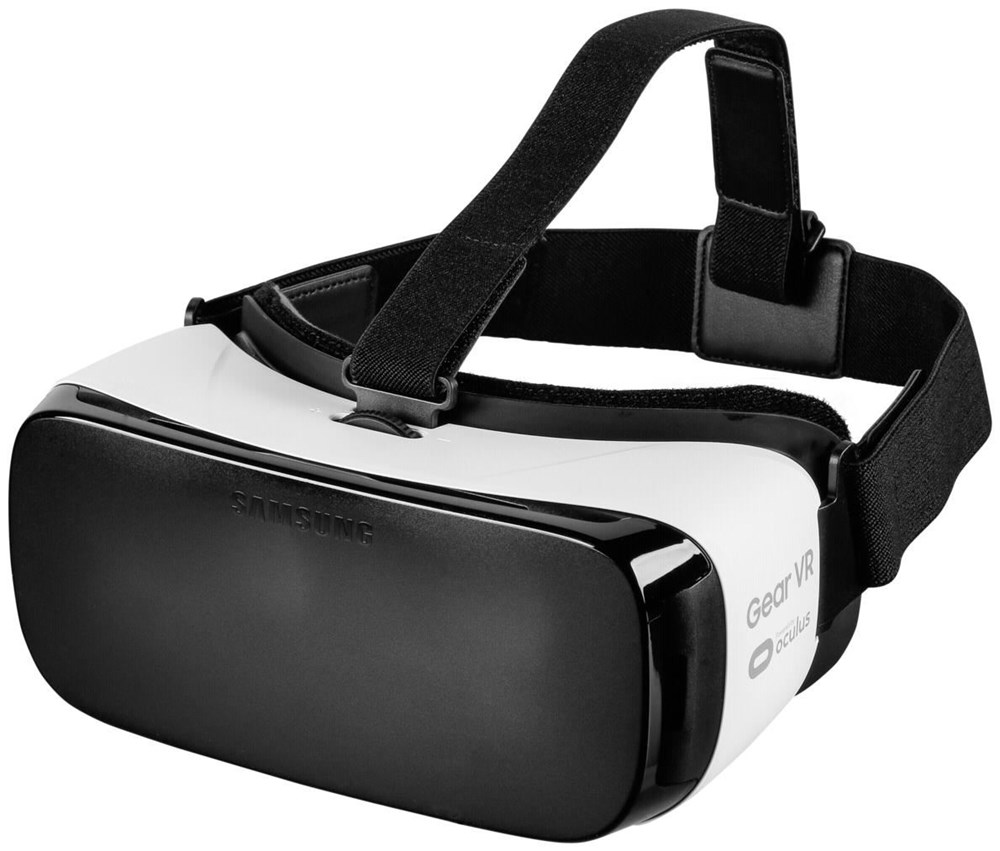 samsung gear vr 2 sm r322 virtual reality brille schwarz. Black Bedroom Furniture Sets. Home Design Ideas