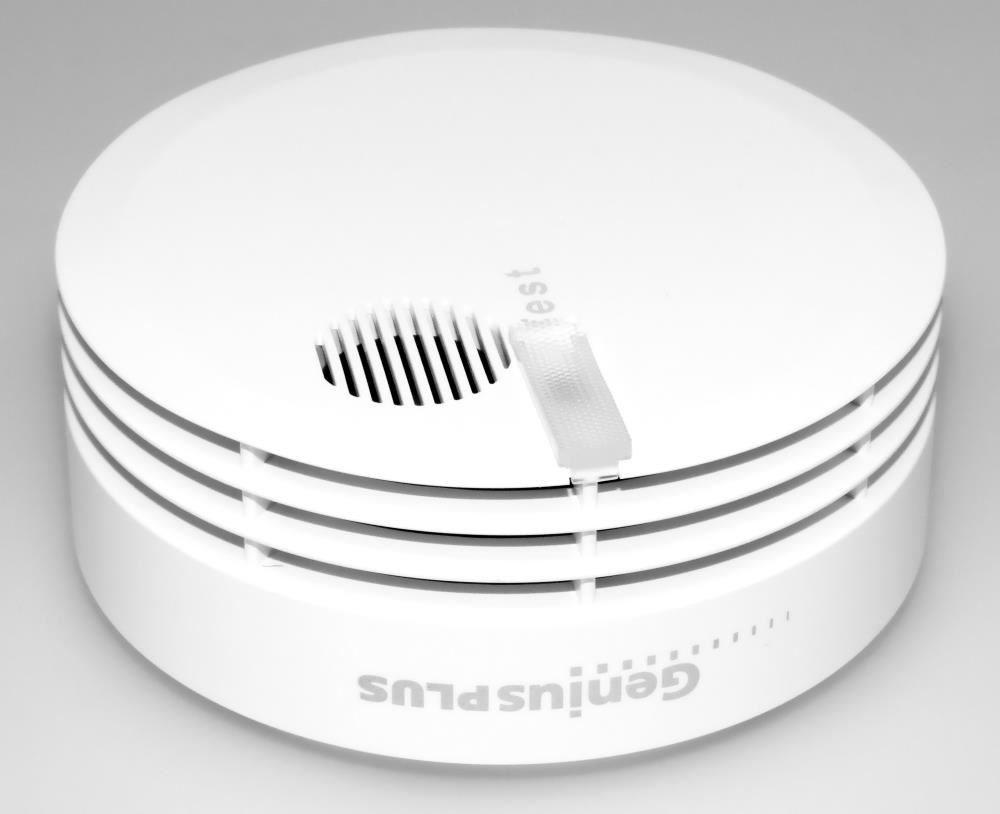 Hekatron Genius Plus Prozessorgesteuerter Rauchwarnmelder - Preisvergleich