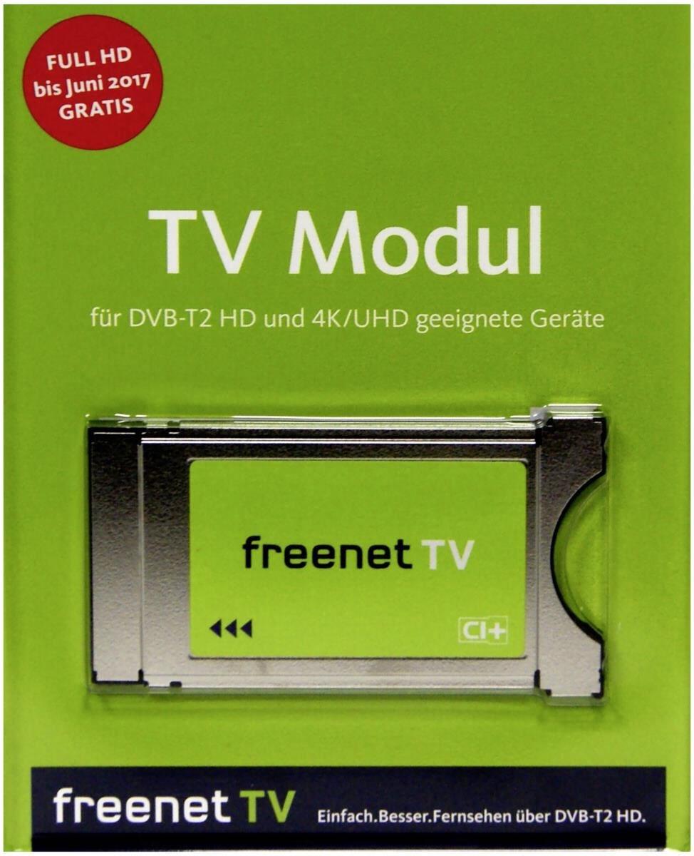 freenet TV CI+ Modul (3 Monate Guthaben)