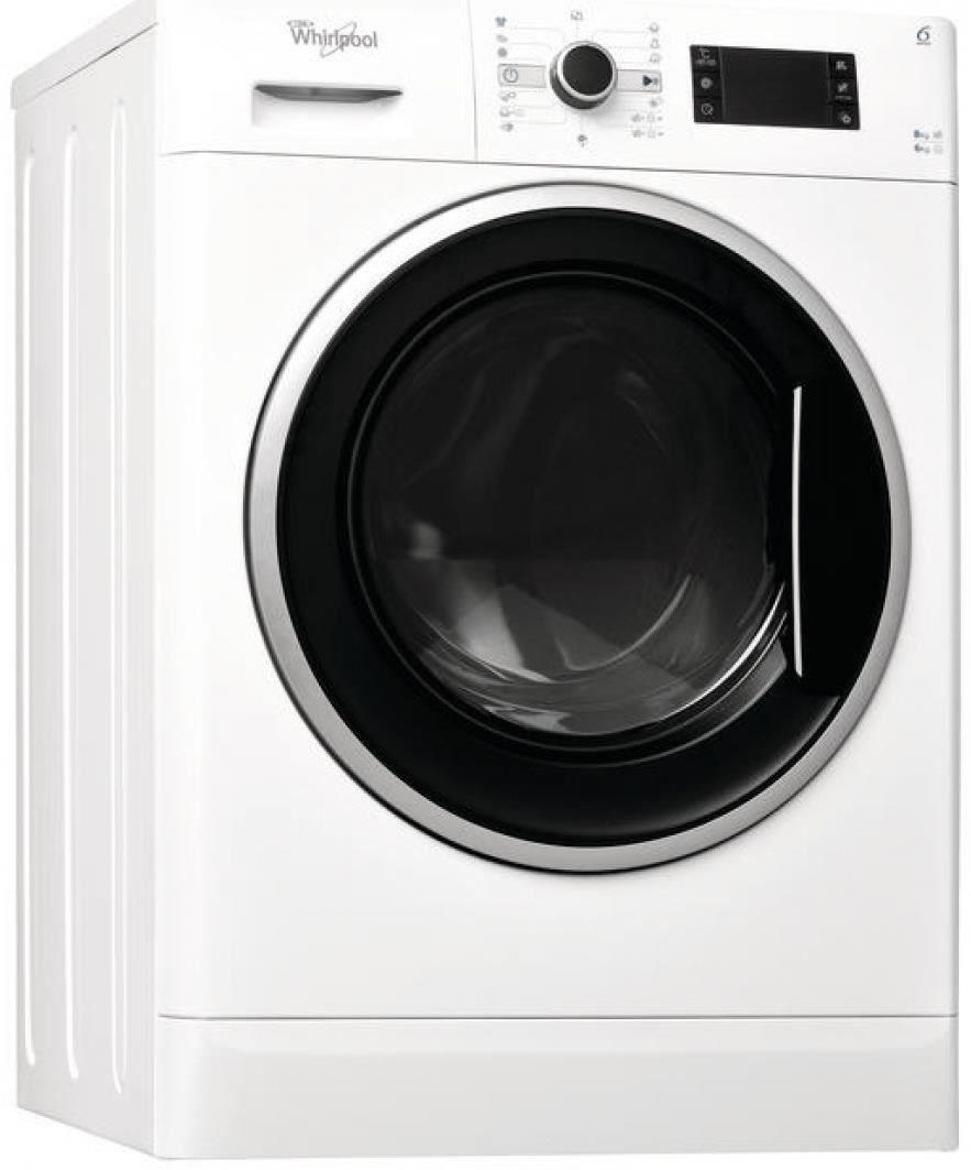 whirlpool wwdc 8614 waschtrockner washer dryers. Black Bedroom Furniture Sets. Home Design Ideas