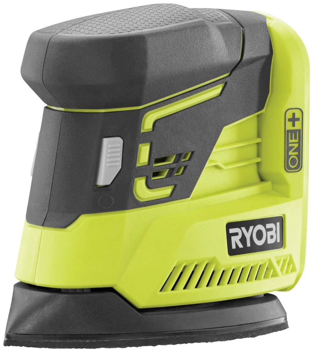 ryobi r18ps 0 akku delta vibrationsschleifer deltaschleifer computeruniverse. Black Bedroom Furniture Sets. Home Design Ideas