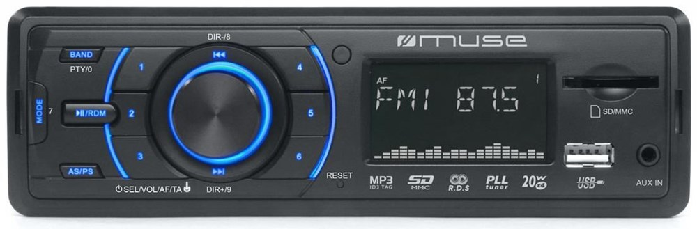 Muse M-090MR Autoradio Autoradio