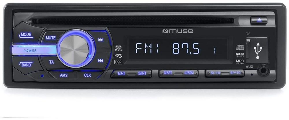 Muse M-1009MR Autoradio