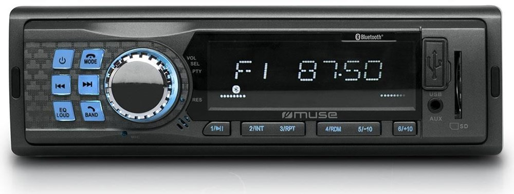 Muse M-199BT Bluetooth-Autoradio Bluetooth