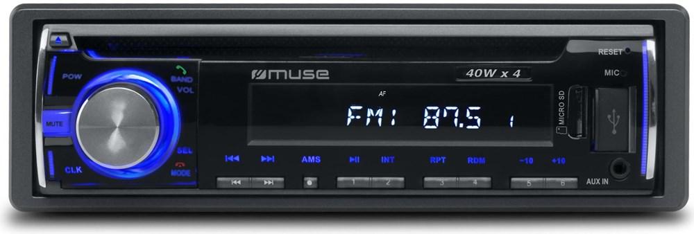 Muse M-1229BT Autoradio
