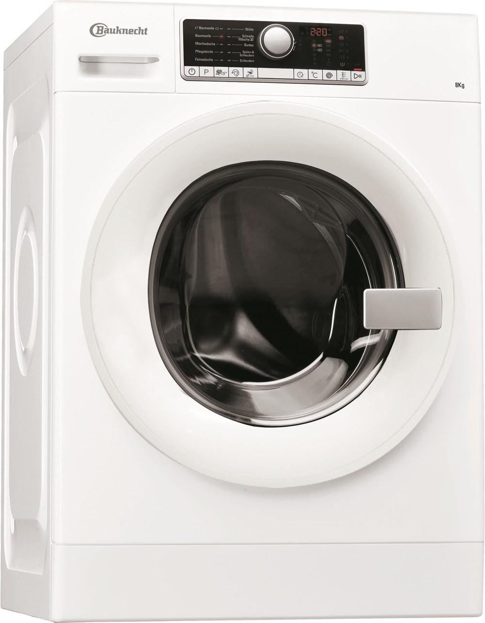 bauknecht wa champion 8 zen waschmaschinen computeruniverse. Black Bedroom Furniture Sets. Home Design Ideas