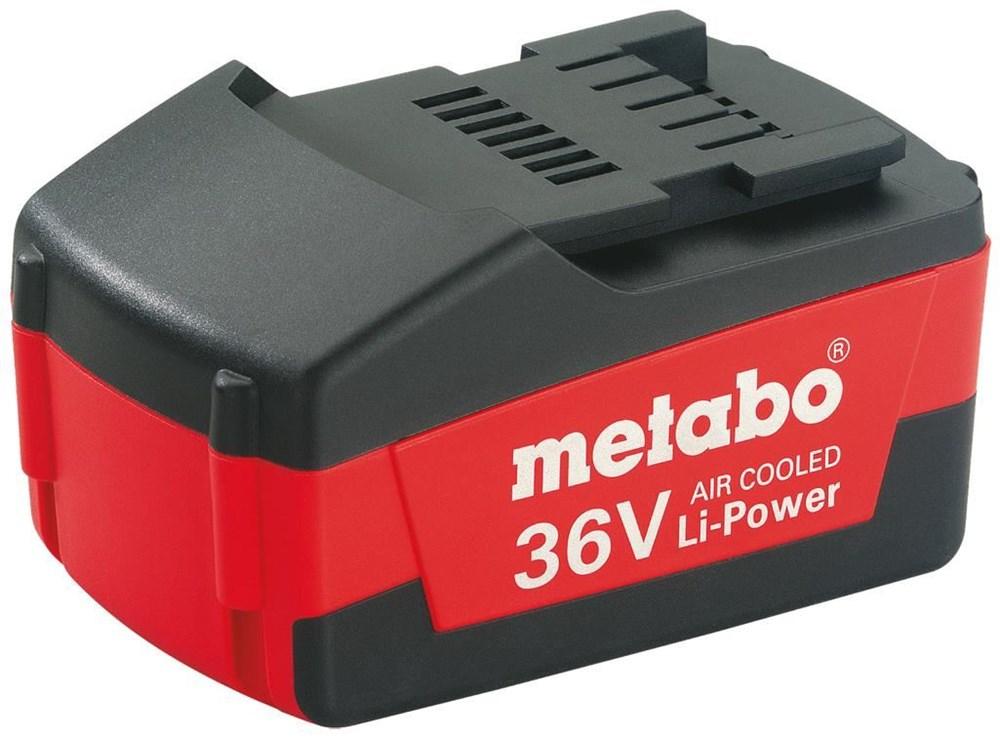 Metabo Akku-Pack 36V Ah Li-Power Compact