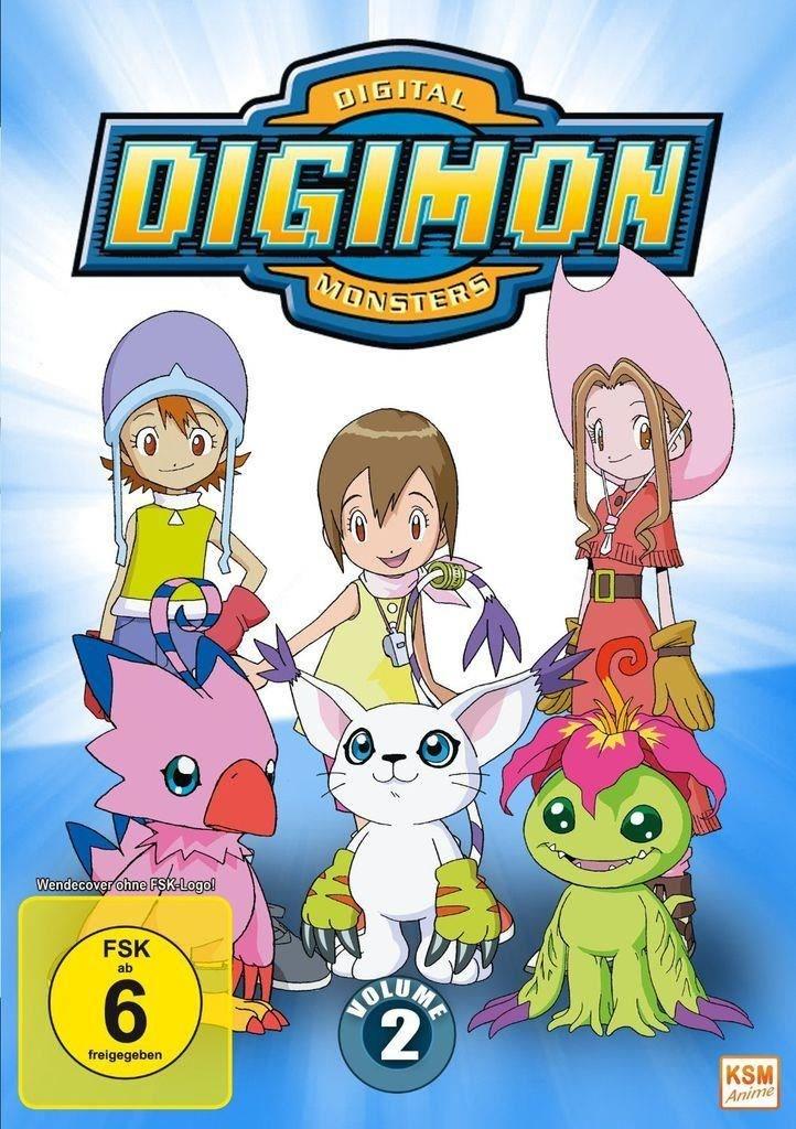 Digimon Adventure - Staffel 1.2 (Episode 19-36) (DVD)