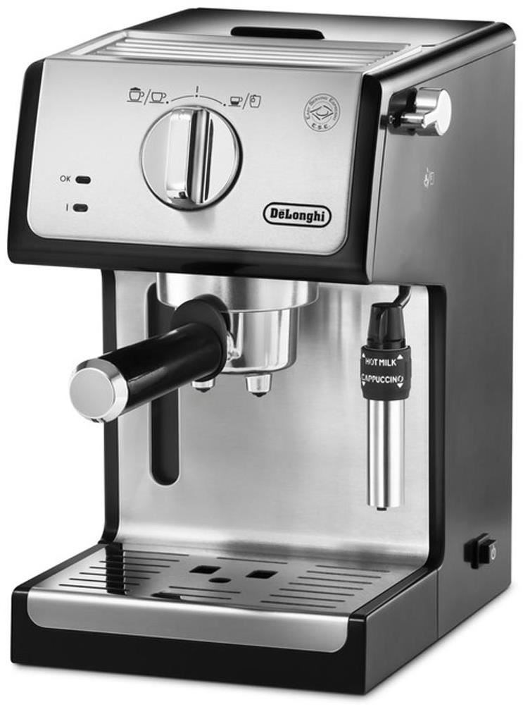 delonghi ecp espresso machine computeruniverse. Black Bedroom Furniture Sets. Home Design Ideas