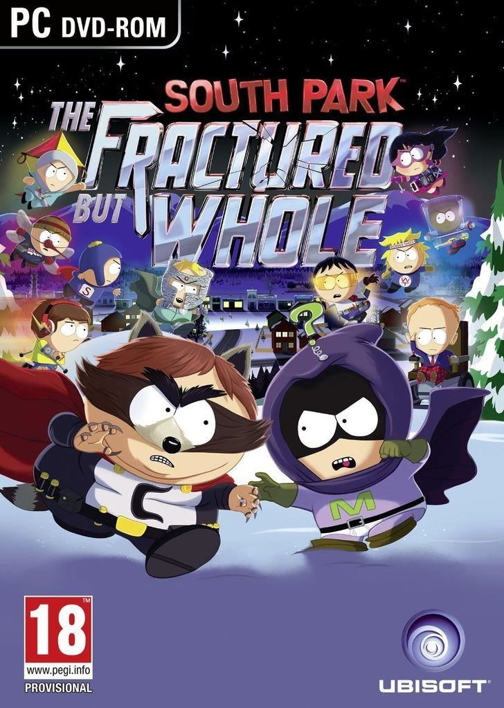 South Park: The Fractured but whole [AT-PEGI] (PC)