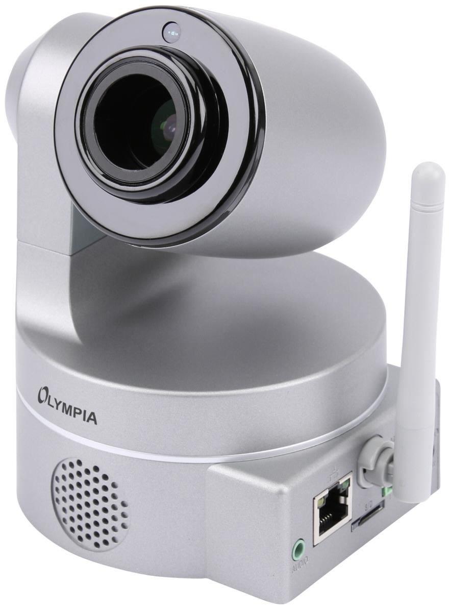 olympia ic 1285 z ip camera netzwerkkameras. Black Bedroom Furniture Sets. Home Design Ideas