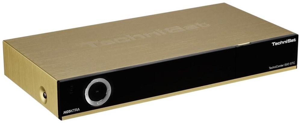 Technisat TechniCorder ISIO STC gold - broschei
