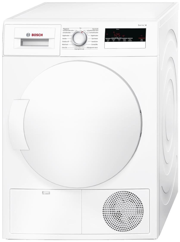 Bosch WTH85200 Wärmepumpentrockner (EEK: A++)