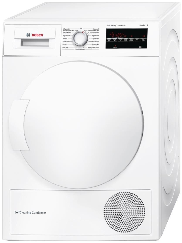 Bosch WTW83460 Wärmepumpentrockner (EEK: A++)