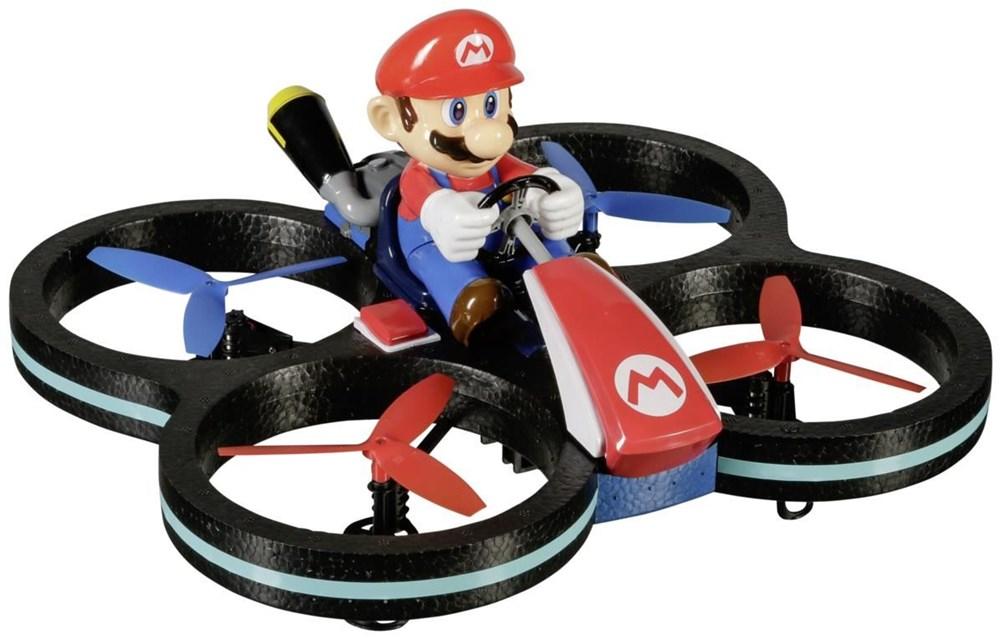 Carrera RC Nintendo Mario-Copter RC 2.4 GHz (503007)