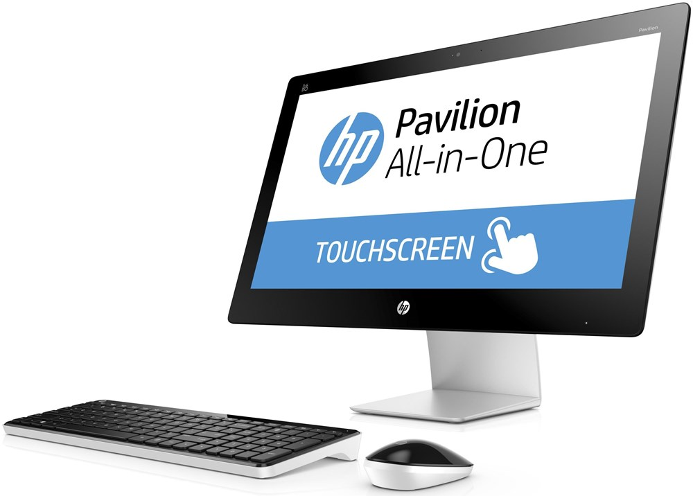 HP All-in-One 23-q252ng W10