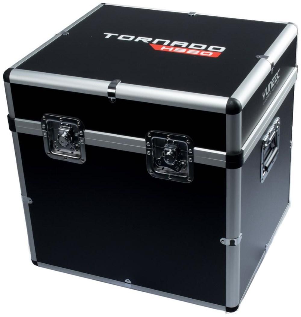 Yuneec Koffer Aluminium für Tornado H920 Serie