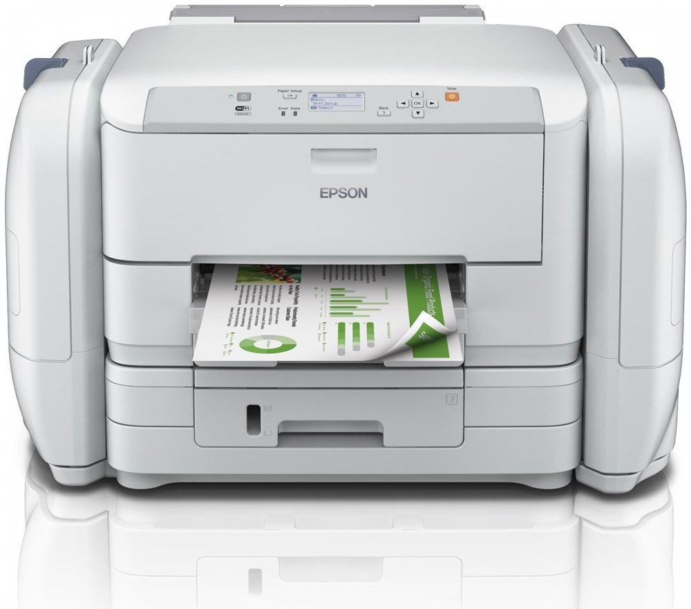 how to connect epson printer workforce to computer lan