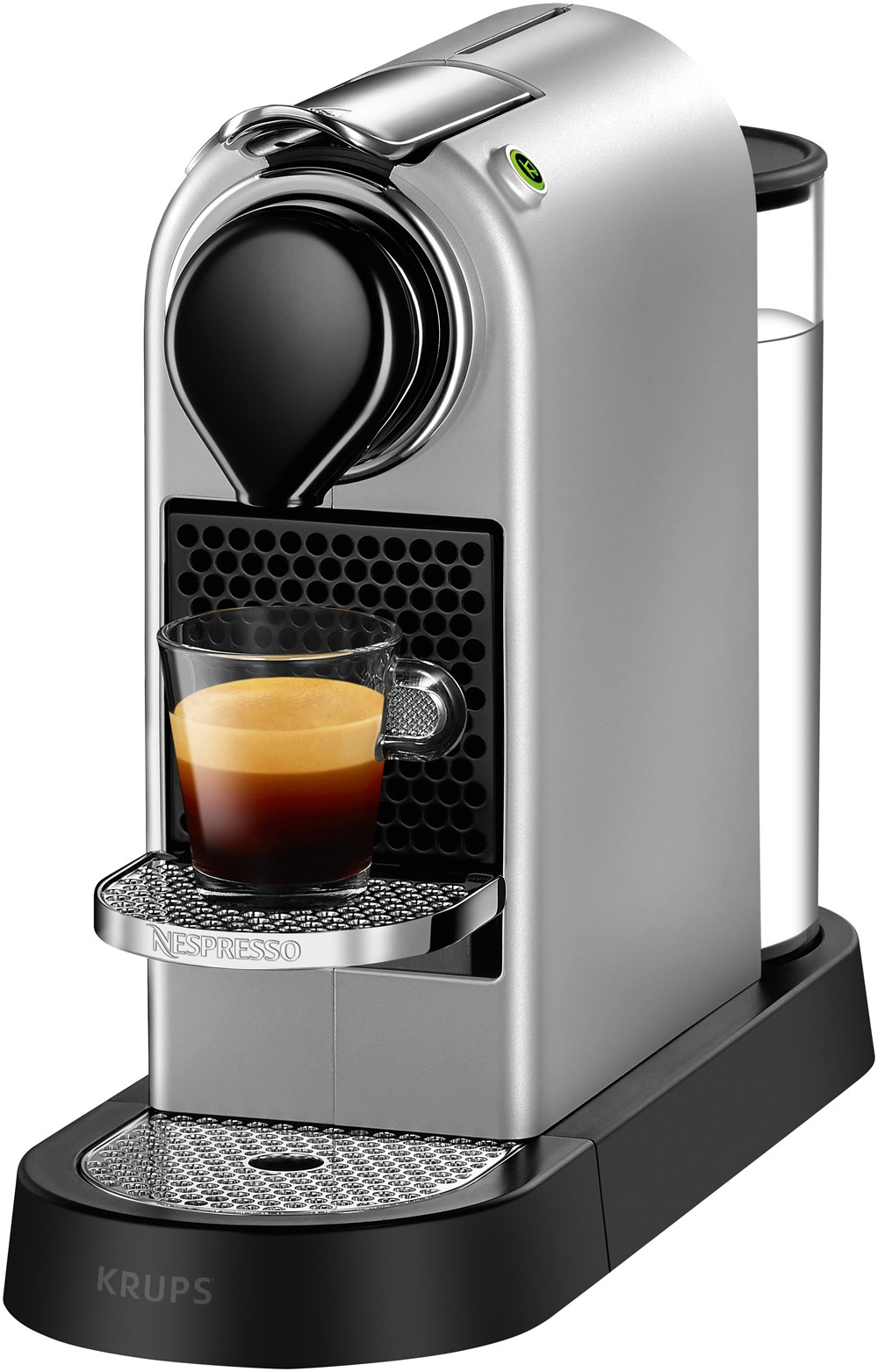 krups citiz nespresso xn740b coffee pod capsule. Black Bedroom Furniture Sets. Home Design Ideas