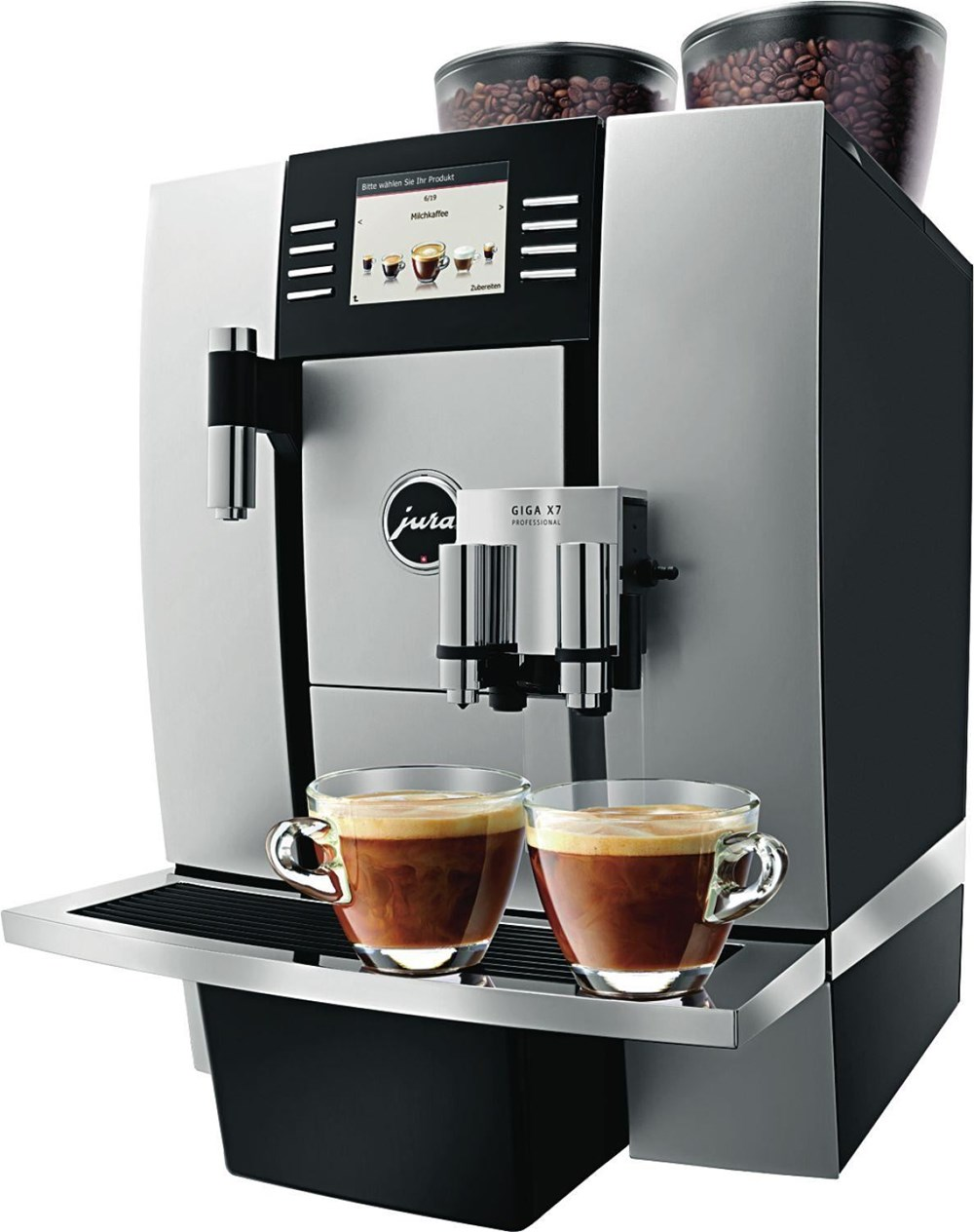 jura giga x7c preisvergleich kaffeevollautomat g nstig. Black Bedroom Furniture Sets. Home Design Ideas