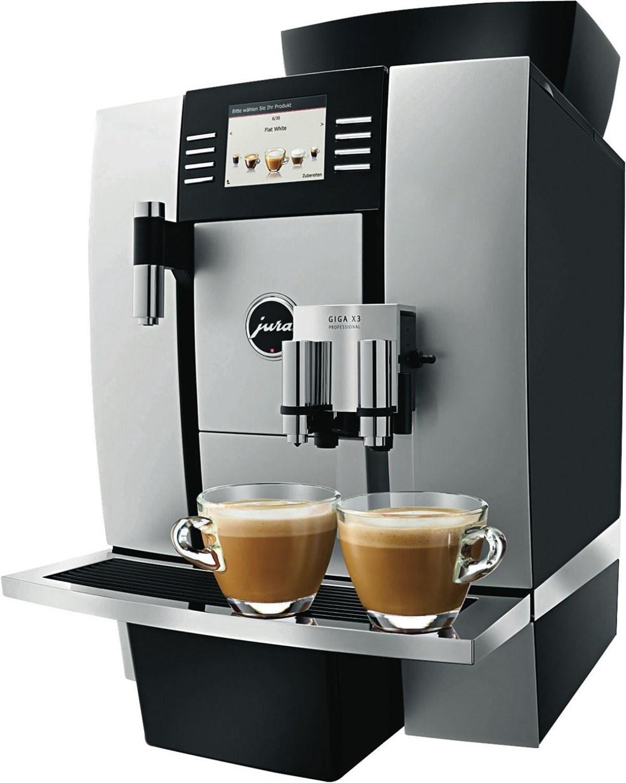 jura giga x3c professional kaffeevollautomaten. Black Bedroom Furniture Sets. Home Design Ideas