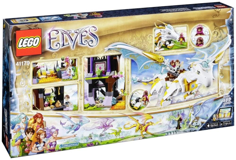 LEGO® Elves 41179 Rettung der Drachenkönigin - Preisvergleich