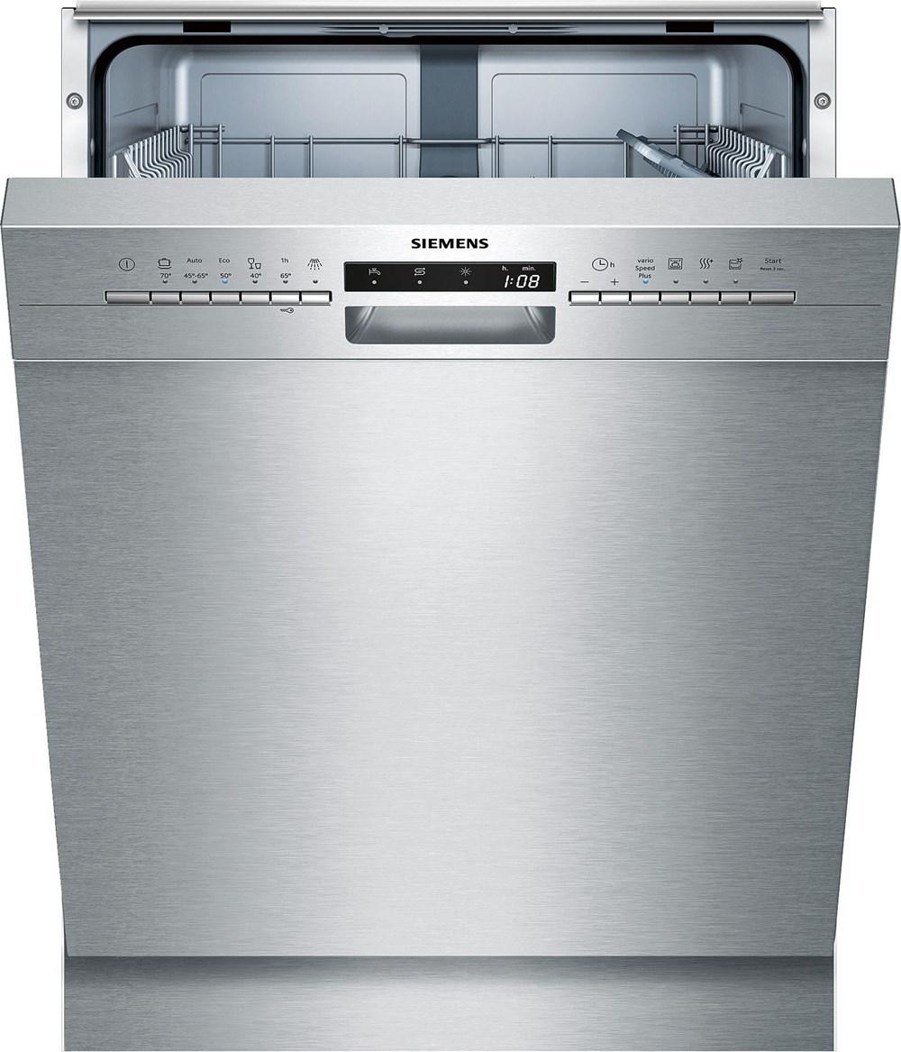 Siemens SN436S01GE Einbau-Unterbauspüler 60 cm Edelstahl (EEK: A++)