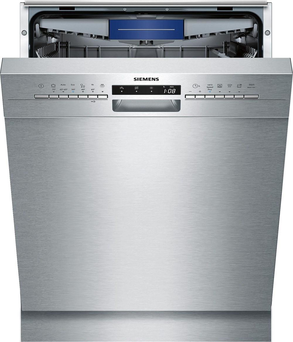Siemens SN436S01KE Unterbauspüler 60 cm Edelstahl (EEK: A++)