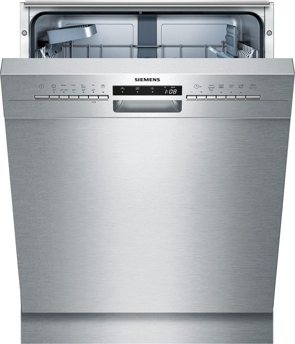 Siemens SN436S03IE Einbau-Unterbauspüler 60cm Edelstahl (EEK: A++)