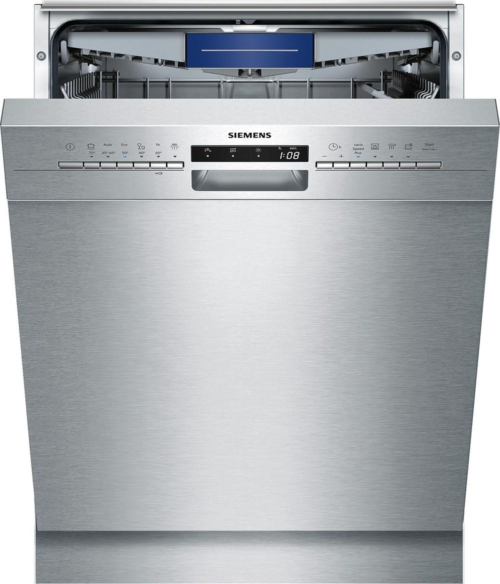 Siemens SN436S03ME Einbau-Unterbauspüler 60cm Edelstahl (EEK: A++)