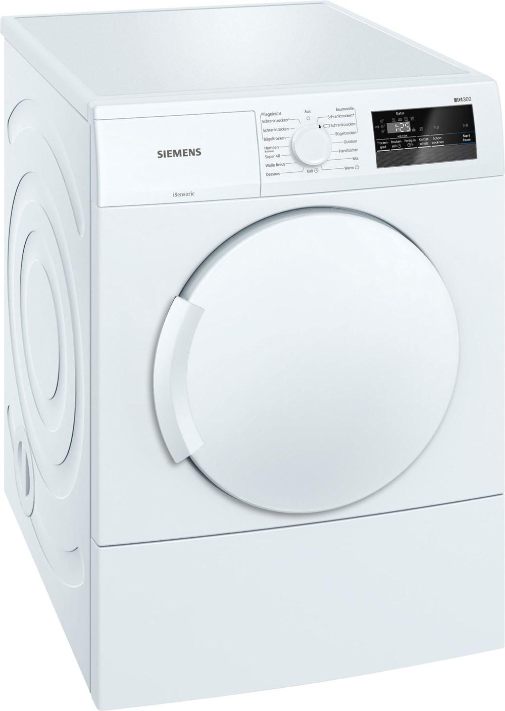 Siemens WT33A200 Ablufttrockner (EEK: C) - Preisvergleich