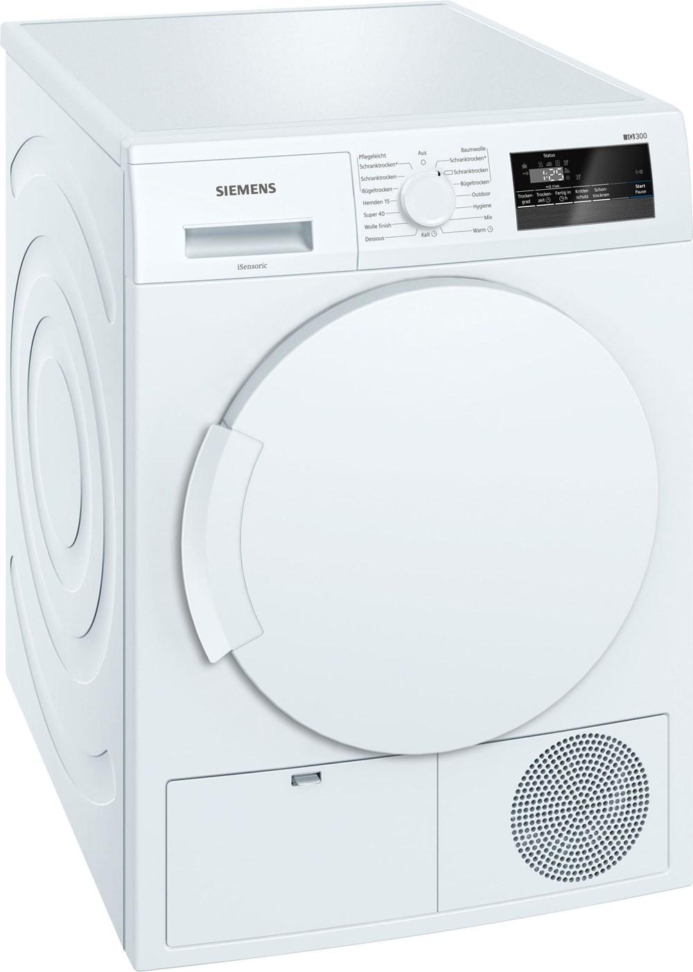 Siemens WT43N200 Kondenstrockner (EEK: B)