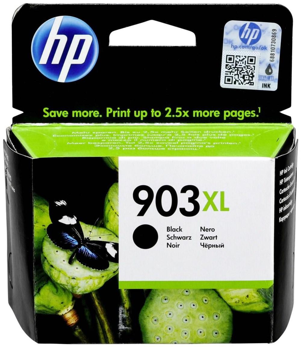 HP Nr. 903XL Tintenpatrone Schwarz ca. 1500 Seiten für Officejet Pro 6960/6970 (B-Ware)