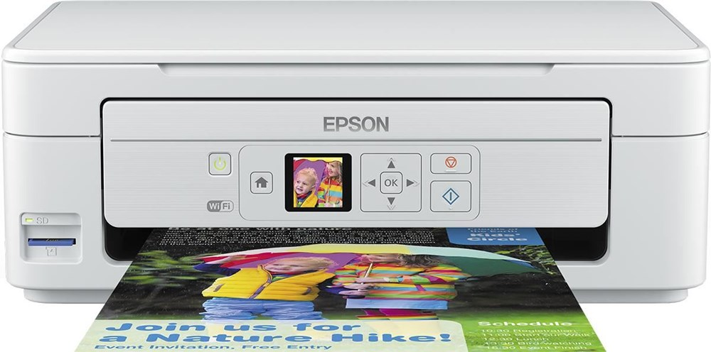 Epson Expression Home XP-345 - All-in-One Printers - computeruniverse