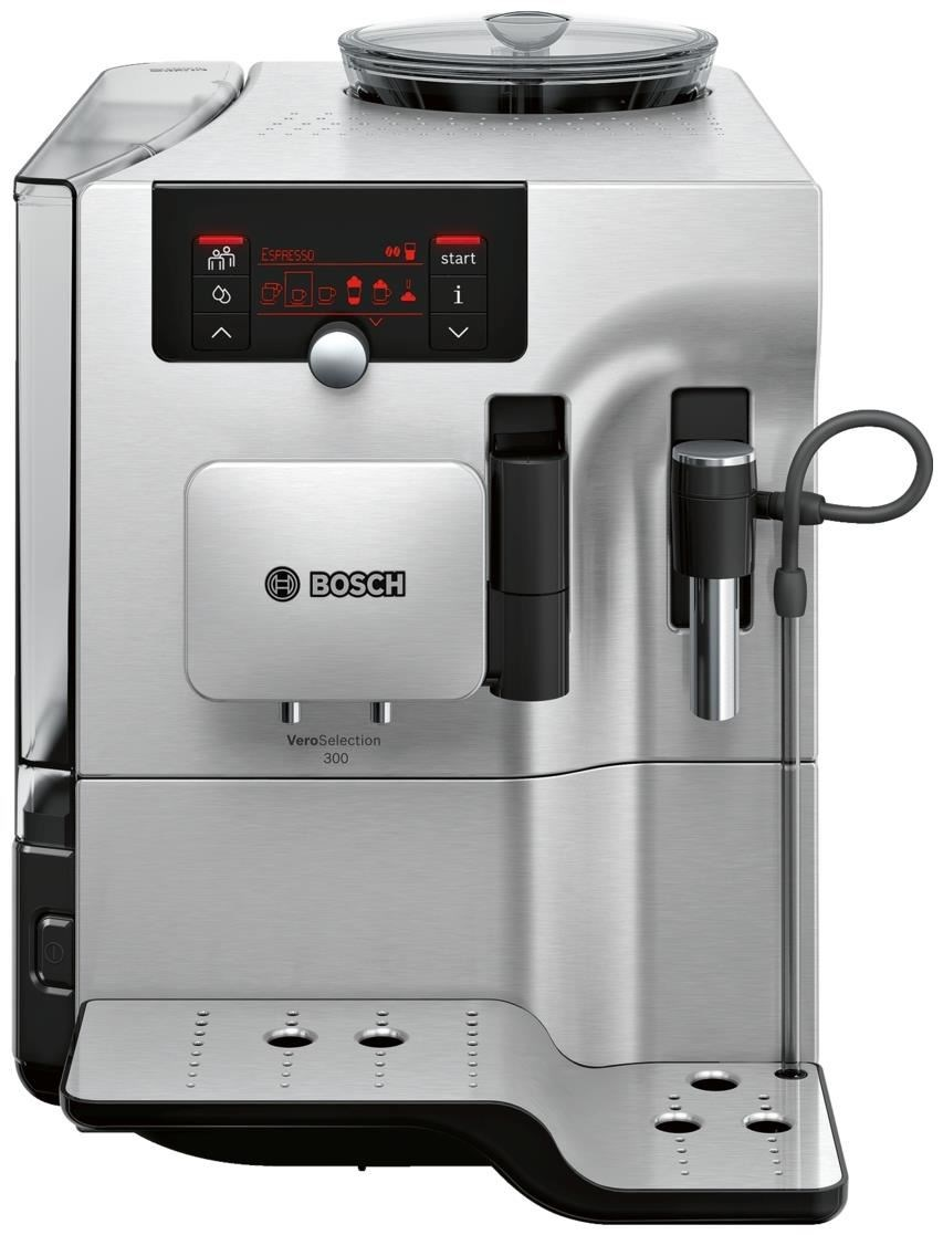 bosch tes803m9de edelst bean to cup coffee machines computeruniverse. Black Bedroom Furniture Sets. Home Design Ideas