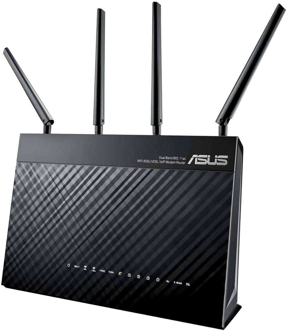 ASUS DSL-AC87VG VoiP AC2400 bei Computeruniverse - Multimedia