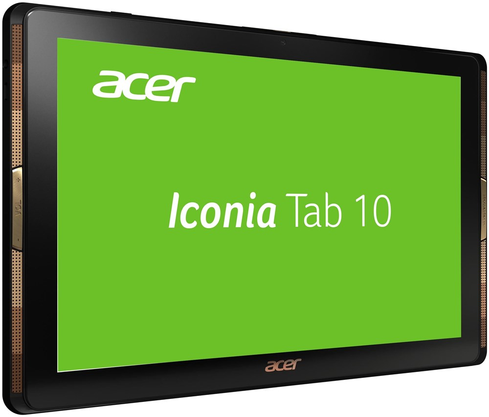 acer iconia tab 10 a3 a40 tablet wifi 32gb android 6 0. Black Bedroom Furniture Sets. Home Design Ideas