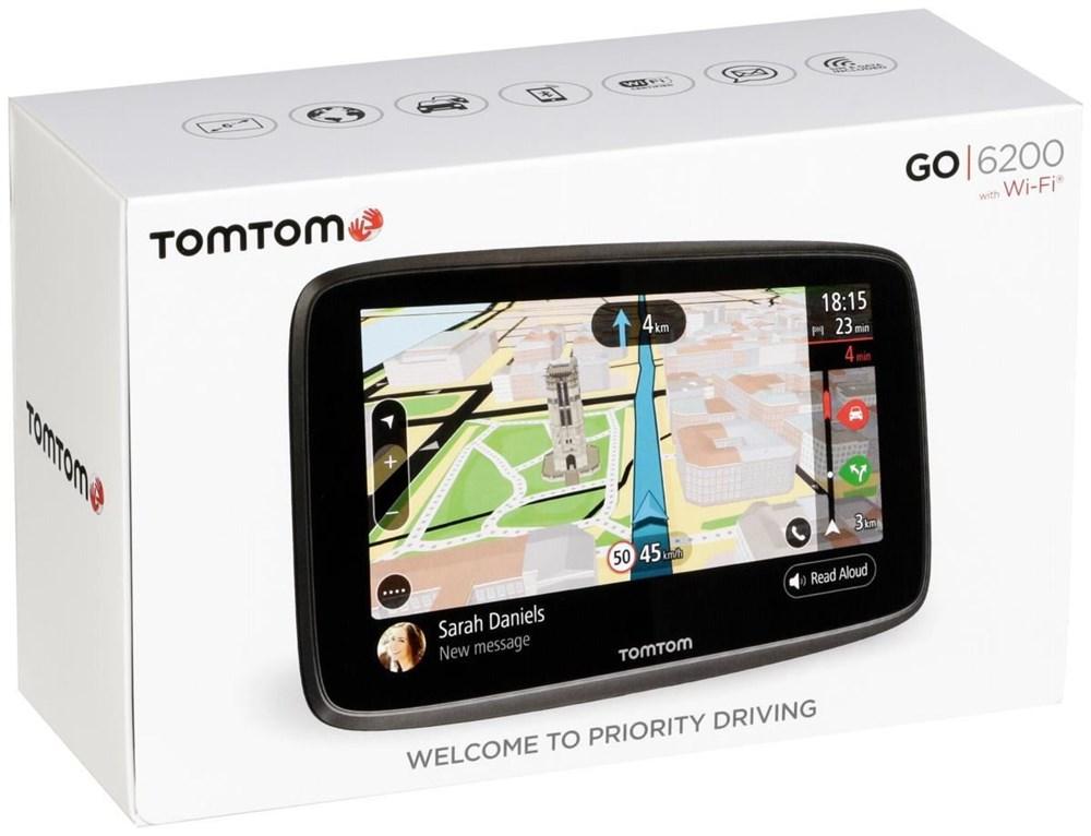 TomTom Go 6200 World