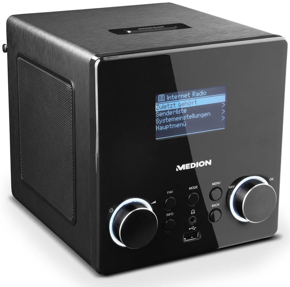 Medion Life P85044 (MD 87180) Wireless LAN Internet-Radio